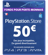 carte psn 50 euros fr