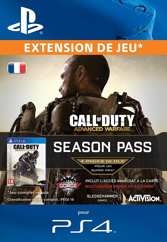 Call Of Duty - Advanced Warfare (PS3 & PS4)