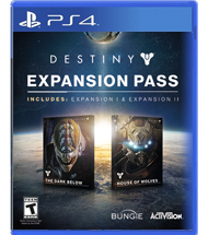 Destiny - Pass Expansion (PS4)