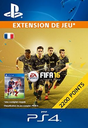 2200 Points FIFA - FIFA 16 PSN