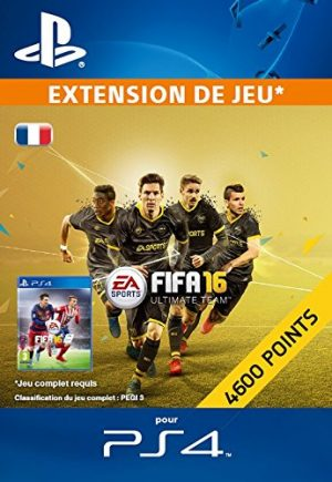 4600 Points FIFA - FIFA 16 PSN