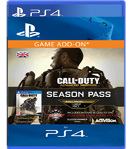 Call of Duty - Ghosts Season Pass PS4