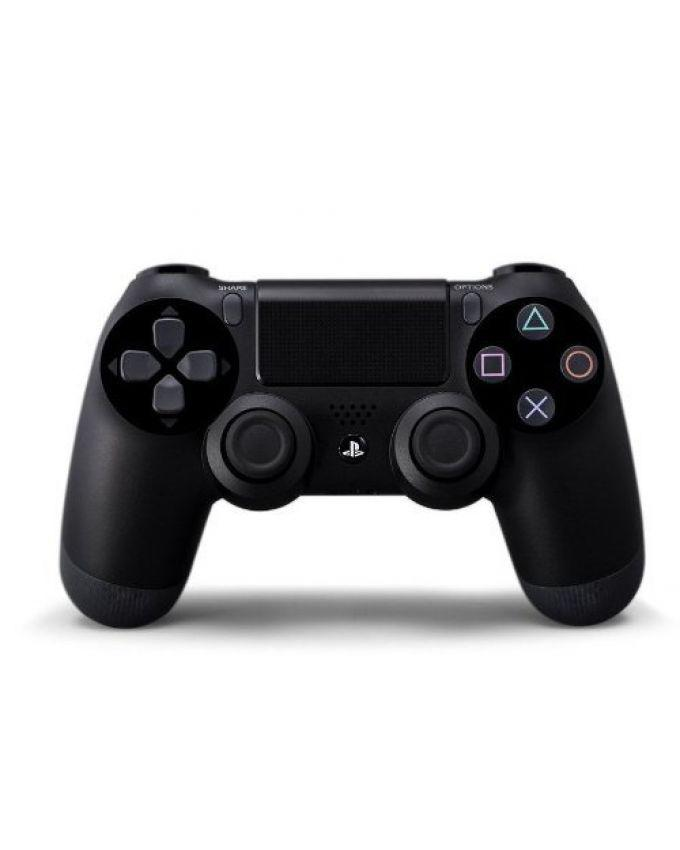 sony manette dualshock 4 ps4 noire psn ma. Black Bedroom Furniture Sets. Home Design Ideas