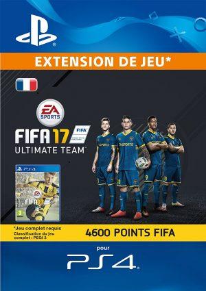 FIFA 17 Ultimate Team - 4600 Points FIFA [Compte français]