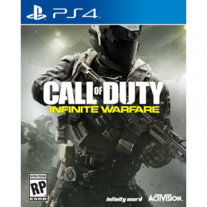 CALL OF DUTY : INFINITE WARFARE PS4