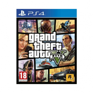 Grand Theft Auto V sur Ps4