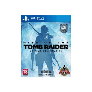 RISE OF THE TOMB RAIDER 20°ANIVERSARE