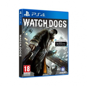 Watch Dogs SUR PS4