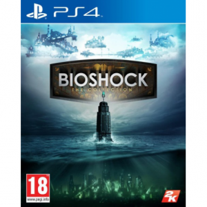 bioshock teh collectionPS4