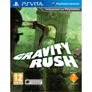 Gravity Rush Remastered PS4