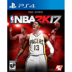 NBA 2K17 LegendPS4