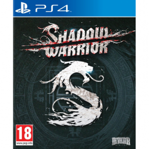 shadow warriorPS4