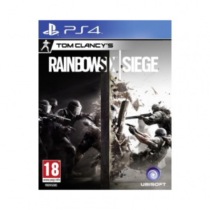 TOM CLANCY'S RAINBOW SIX : SIEGE PS4