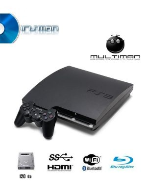 Playstation 3 Slim PS3 120gb